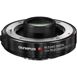 Adapteri - Olympus MC 1.4 Teleconverter for M.ZUIKO DIGITAL 40-150mm 1:2.8 PRO - perc veikalā un ar piegādi