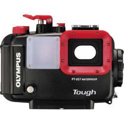 Underwater Cases - Olympus PT-057 Underwater Case for TG-860/TG-850 - quick order from manufacturer