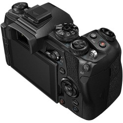 Mirrorless cameras - Olympus E-M1II Body black + EZ-M1240PRO black incl. Charger, Battery & Lens Hood - quick order from manufacturer