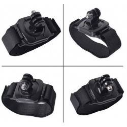 GoPro Stiprinājumi - 360° GoPro kameru rokas stiprinājums - perc veikalā un ar piegādi