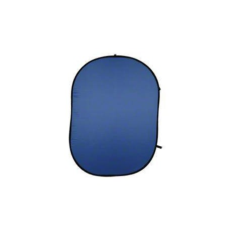 Backgrounds - walimex Foldable Background blue, 150x200cm - quick order from manufacturer