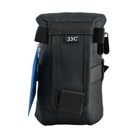 Objektīvu somas - JJC Deluxe objektīva somiņa DLP-4 100 x 170mm - perc šodien veikalā un ar piegādi