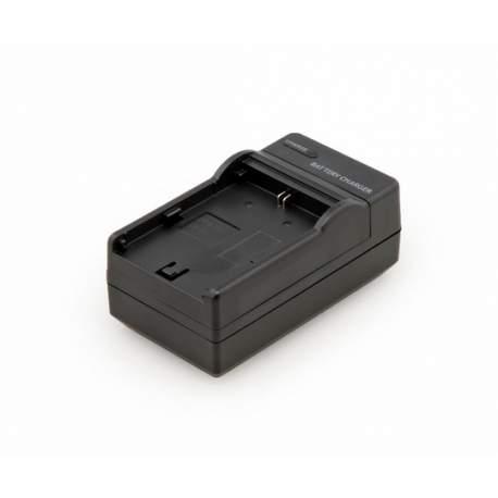 Kameras bateriju lādētāji - JJC Canon LP-E6 baterijas lādētājs BCH-LPE6 - perc šodien veikalā un ar piegādi