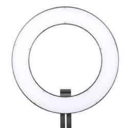 """Ring"" pastāvīgā gaisma - Falcon Eyes LED gredzenveida gaisma Bi-Color DVR-384DVC - ātri pasūtīt no ražotāja"