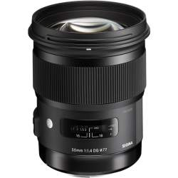Lenses - Sigma 50mm f/1.4 DG HSM Art for Canon 311954 - buy today in store and with delivery