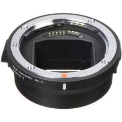 Objektīvu adapteri - Sigma MC-11 Converter Lens Adapter EF to Sony E-mount - perc šodien veikalā un ar piegādi
