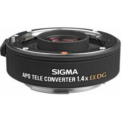 Adapteri - Sigma EX 1,4x APO DG Tele-Konverter Canon - ātri pasūtīt no ražotāja