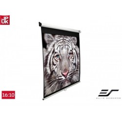 Projektori & Ekrāni - Elite Screens M128NWX 16:10 white - ātri pasūtīt no ražotāja