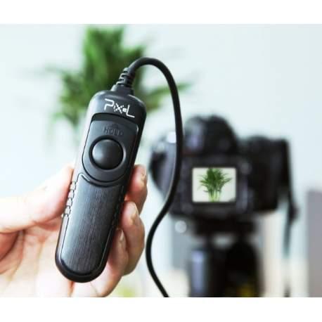 Kameras pultis - Pixel kameras pults Canon RC-201/E3 3930009 - perc šodien veikalā un ar piegādi