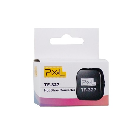 Discontinued - Pixel Hotshoe Adapter with X-Contact TF-327 for Nikon