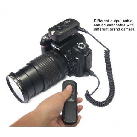 Camera Remotes - Pixel Shutter Release Wireless RW-221/DC2 Oppilas for Nikon - buy today in store and with delivery