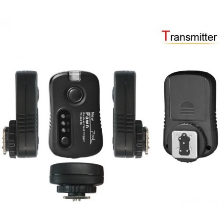 Triggers - Pixel Radio Trigger Set Pawn TF-362 for Nikon - buy today in store and with delivery