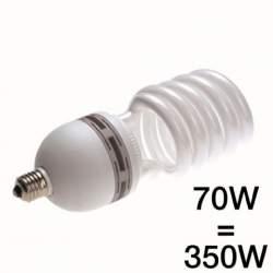 Studijas gaismu spuldzes - Linkstar Daylight Spiral Lamp E27 70W - perc šodien veikalā un ar piegādi
