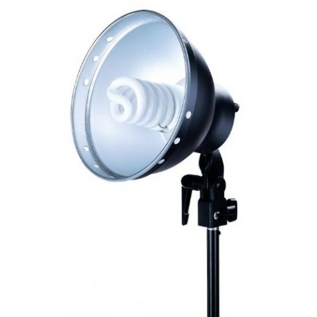 Fluorescējošās - Linkstar Daylight Lamp FLS-21N1 28W + Reflector 21 cm - perc šodien veikalā un ar piegādi