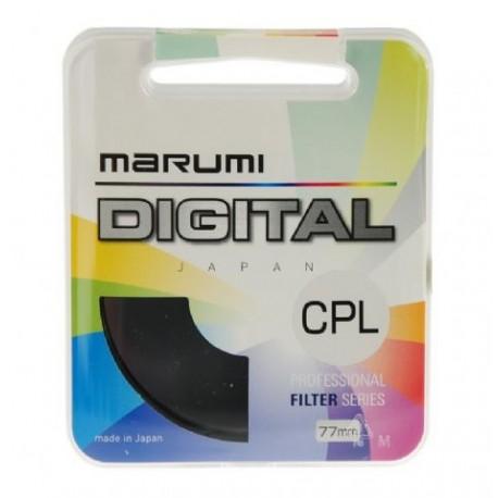 Поляризационные фильтры - Marumi Circ. Pola Filter DHG 49 mm - быстрый заказ от производителя