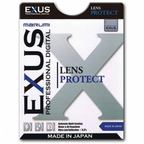 UV фильтры - Marumi Protect Filter EXUS 72 mm - быстрый заказ от производителя