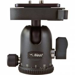 Tripod Heads - Nest Ball Head NT-330H up to 10Kg - quick order from manufacturer