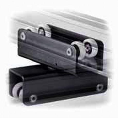 Потолочная рельсовая система - Linkstar Double Rail Carriage for Ceiling Rail System - быстрый заказ от производителя