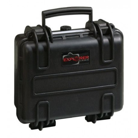 Кофры - Explorer Cases 2712 Black Foam 305x270x144 - быстрый заказ от производителя