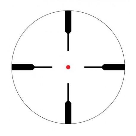 Optiskie tēmekļi - Vortex Crossfire II Hog Hunter 3-12x56 Rifle Scope, V-Brite (MOA) - perc šodien veikalā un ar piegādi