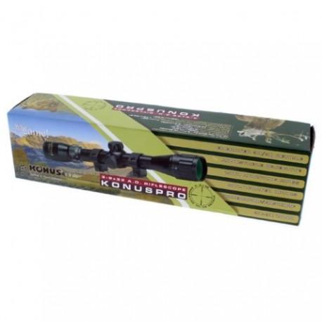 Optiskie tēmekļi - Konus Riflescope Konuspro 3-9x32 Including Mount - ātri pasūtīt no ražotāja