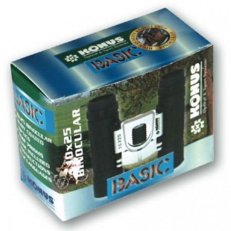 Бинокли - Konus Binoculars Basic 10x25 - быстрый заказ от производителя