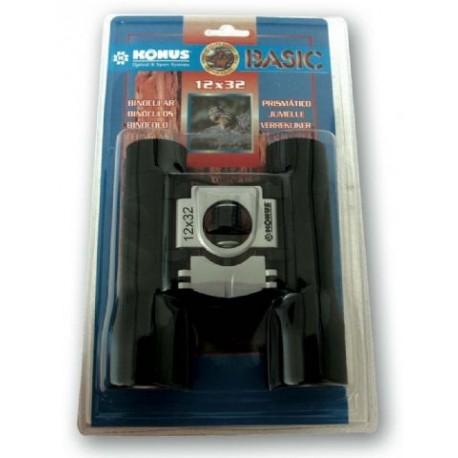 Бинокли - Konus Binoculars Basic 12x32 - быстрый заказ от производителя