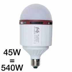 Video LED - Falcon Eyes LED Daylight Lamp 45W E27 ML-LED45F - buy in store and with delivery
