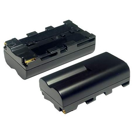 Camera Batteries - sonstige NP-F 550 Li-Ion battery for Sony,2200 mAh 7.2-7.4V - buy today in store and with delivery