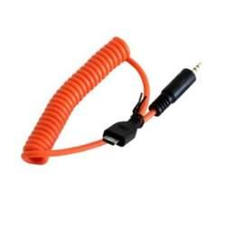 Kameras pultis - Miops Camera Connecting Cable Samsung SA1 Orange - ātri pasūtīt no ražotāja