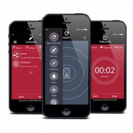 Kameras pultis - Miops Smart Trigger for Olympus O1 - ātri pasūtīt no ražotāja
