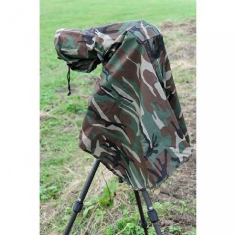 Camera Protectors - Matin Camouflage Cover Large for Digital SLR Camera M-7092 - quick order from manufacturer