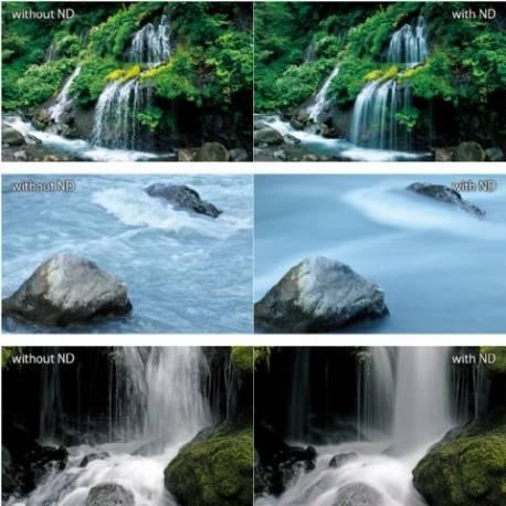 Marumi 72 mm Digital High Grade ND64 Filter for Camera
