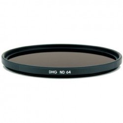 Objektīvu filtri - Marumi Grey filter DHG ND64 72mm - perc veikalā un ar piegādi