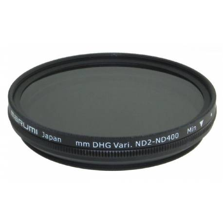MARUMI DHG variabile ND2-ND400 77mm