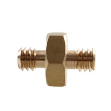 """Statīvu aksesuāri - StudioKing Spigot Adapter MC-1060B 1/4"""""""" Male 1/4"""""""" Male - ātri pasūtīt no ražotāja"""