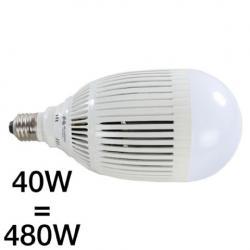 LED spuldzes - Falcon Eyes LED Daylight Lamp 40W E27 ML-LED40F - ātri pasūtīt no ražotāja