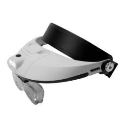 Palielināmie stikli - Konus Head Magnifier Vuemax-2 with LED Light - ātri pasūtīt no ražotāja
