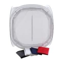 Gaismas kastes - StudioKing Photo Tent LS-FF40 40x40 Foldable - ātri pasūtīt no ražotāja