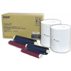 Photo paper for printing - DNP Paper DM46620 2 Rolls а 400 prints. 10x15 for DS620 - buy today in store and with delivery