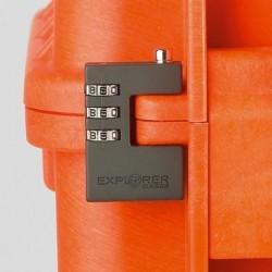 Koferi - Explorer Cases Combination Lock - ātri pasūtīt no ražotāja