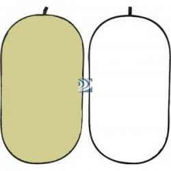 Reflector Panels - Lastolite Collapsible Panelite Reflector 1.8 x 1.2m Silver/Gold - quick order from manufacturer