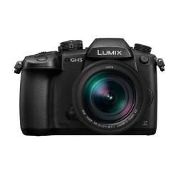 Bezspoguļa kameras - Panasonic Lumix DMC-GH5L black with lens DG vario Elmarit 12-60mm 2.8-4.0 ASPH - ātri pasūtīt no ražotāja