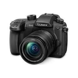 Bezspoguļa kameras - Panasonic Lumix DMC-GH5M Digital Camera kit 12-60mm f/3.5-5.6 Lens - perc veikalā un ar piegādi