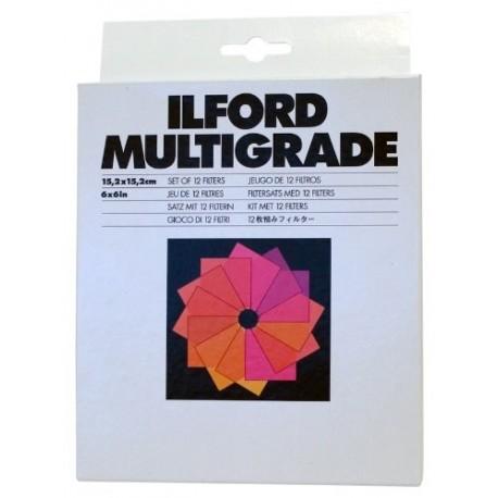 Foto laboratorijai - ILFORD ACC MG FILTER 152X152 - ātri pasūtīt no ražotāja