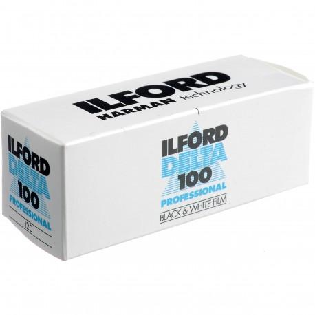 Foto filmiņas - HARMAN ILFORD FILM 100 DELTA 120 - perc šodien veikalā un ar piegādi