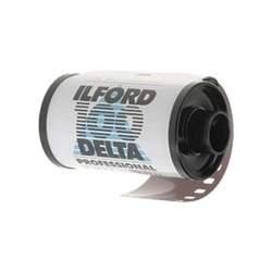 Foto filmiņas - ILFORD FILM 100 DELTA 135-24 - perc šodien veikalā un ar piegādi