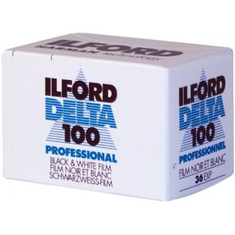 Foto filmiņas - ILFORD FILM 100 DELTA 135-36 - perc šodien veikalā un ar piegādi