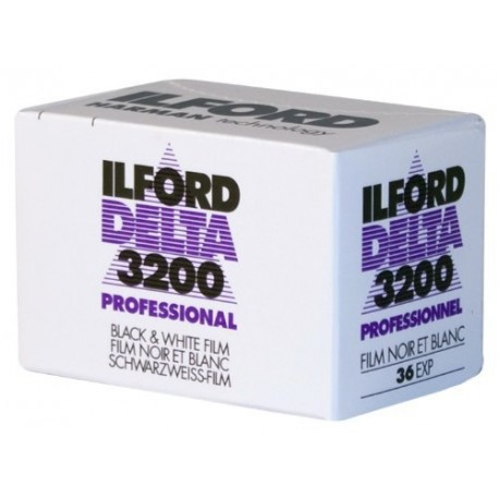 Photo films - HARMAN ILFORD FILM 3200 DELTA 135-36 - quick order from manufacturer