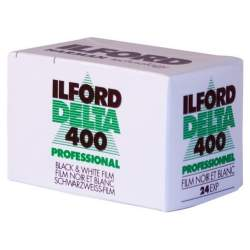 Photo films - HARMAN ILFORD FILM 400 DELTA 135-24 - buy today in store and with delivery